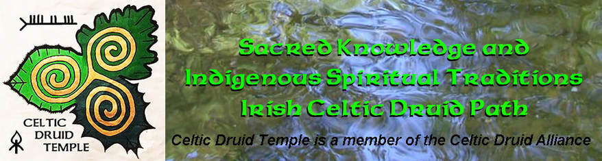Celtic Druid Temple